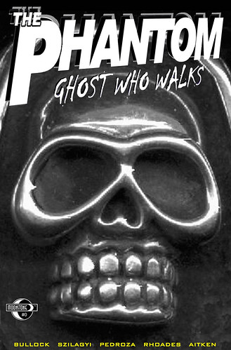 Click here to read The Phantom: Ghost Who Walks #0