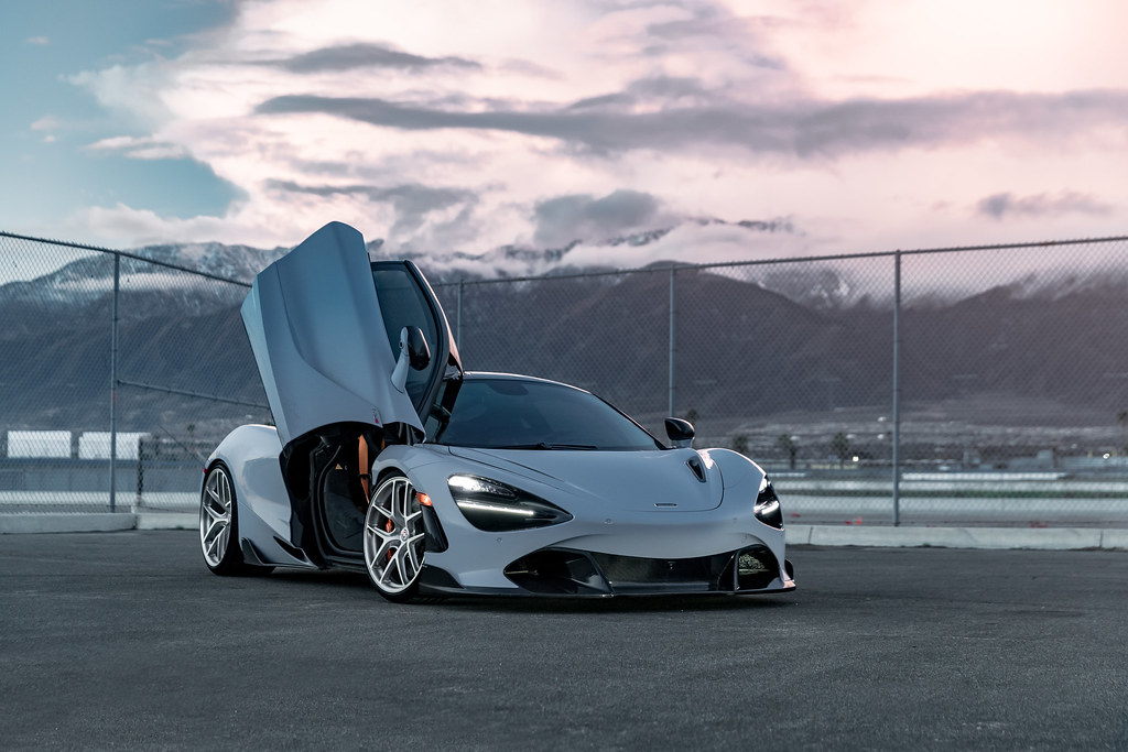 How Much Is A Starter For A Car >> HRE Wheels | McLaren 720S with HRE R101Lightweights with ...