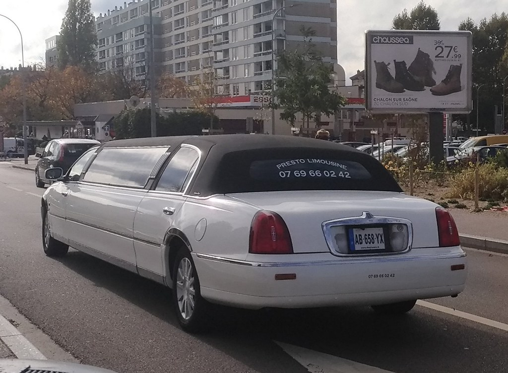 Lincoln Town Car Stretch Limo 2000 Lincoln Town Car Stretc Flickr