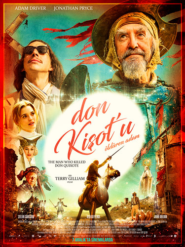 Don Kişot'u Öldüren Adam - The Man Who Killed Don Quixote