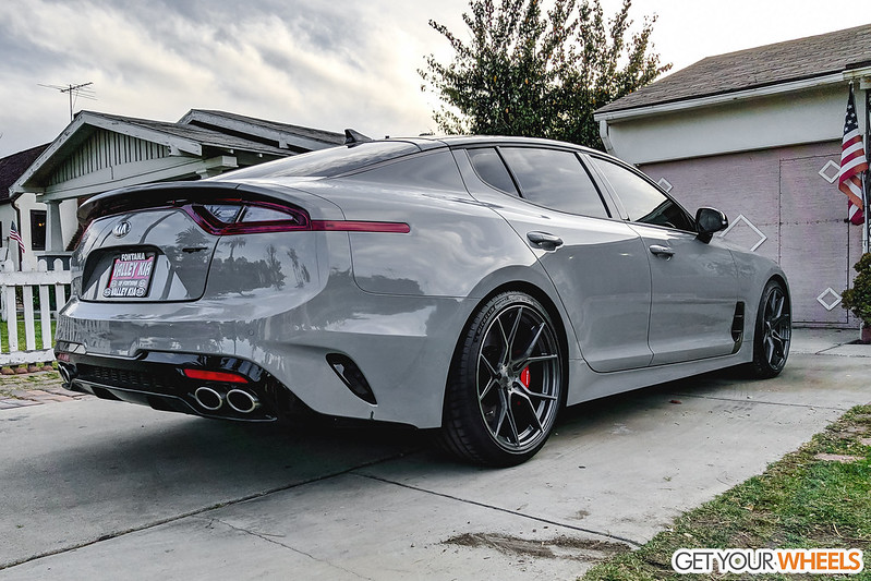 2015 Kia Optima Rims >> All new Stance SF07 Rotary Forged wheel! | Page 4 | Kia ...