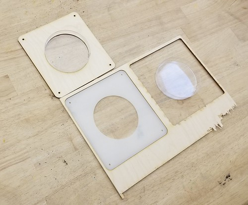 Prototyping a New Petri Dish Bed | by NoiseProfessor