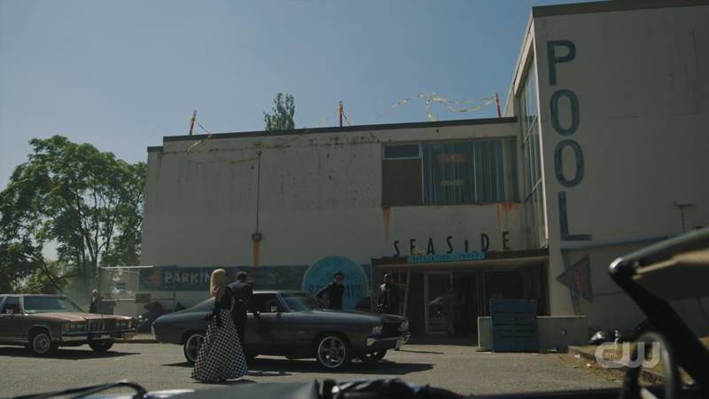 Riverdale Season 3 locations