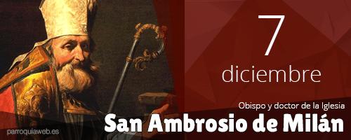 San Ambrosio de Milán