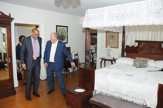 Reopening of Sunbury Great House (9) | by barbadosgovernmentinformationservice