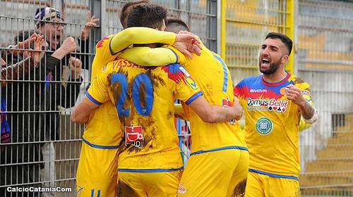 Matera-Catania 0-2: le pagelle rossazzurre$