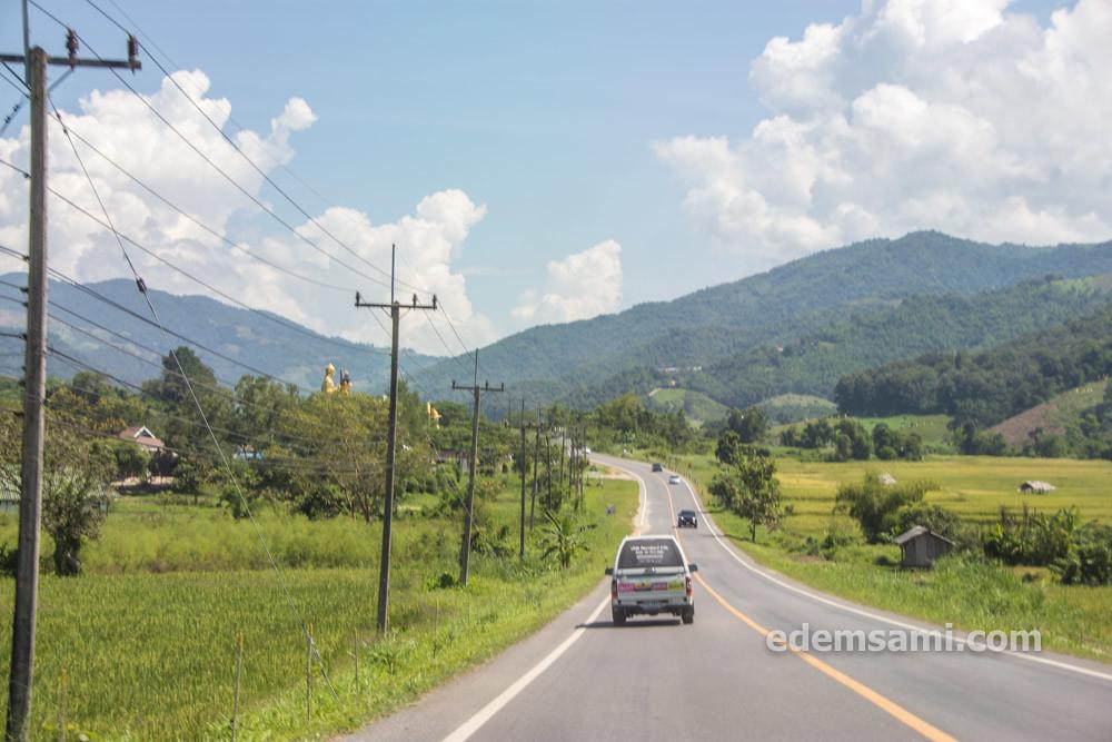 Таиланд север Чианграй