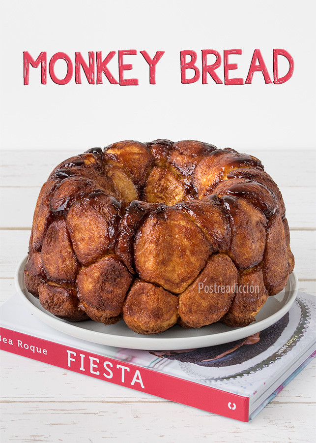 receta monkey bread