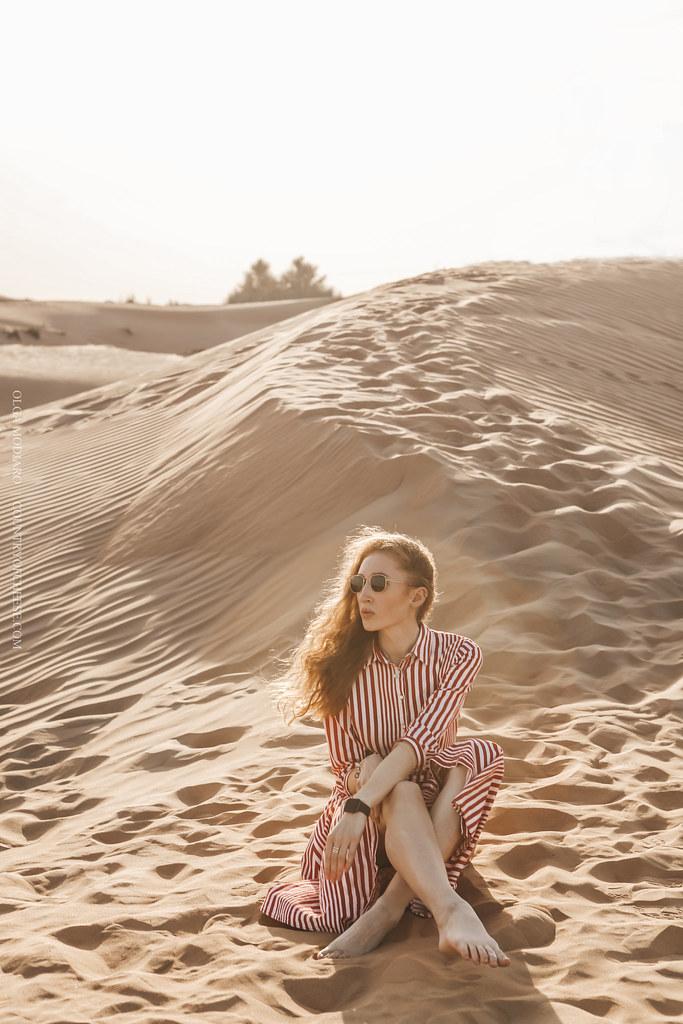 фото в пустыне дубай