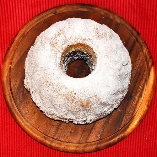 Marmor-Rührkuchen ... Rezept ohne Milch ... Fotos: Brigitte Stolle
