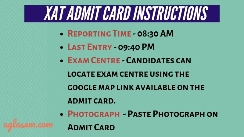 XAT 2019 Admit Card Available; Download at xatonline.ac.in