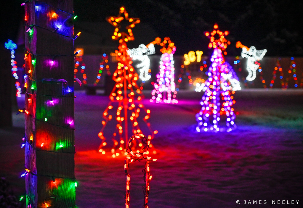 ... Season of Light | by James Neeley - Season Of Light I Love Christmas Lights And The Reminder T… Flickr