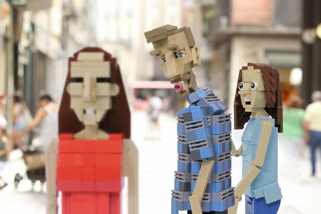 Lego Distracted Boyfriend Meme By Ochre Jelly