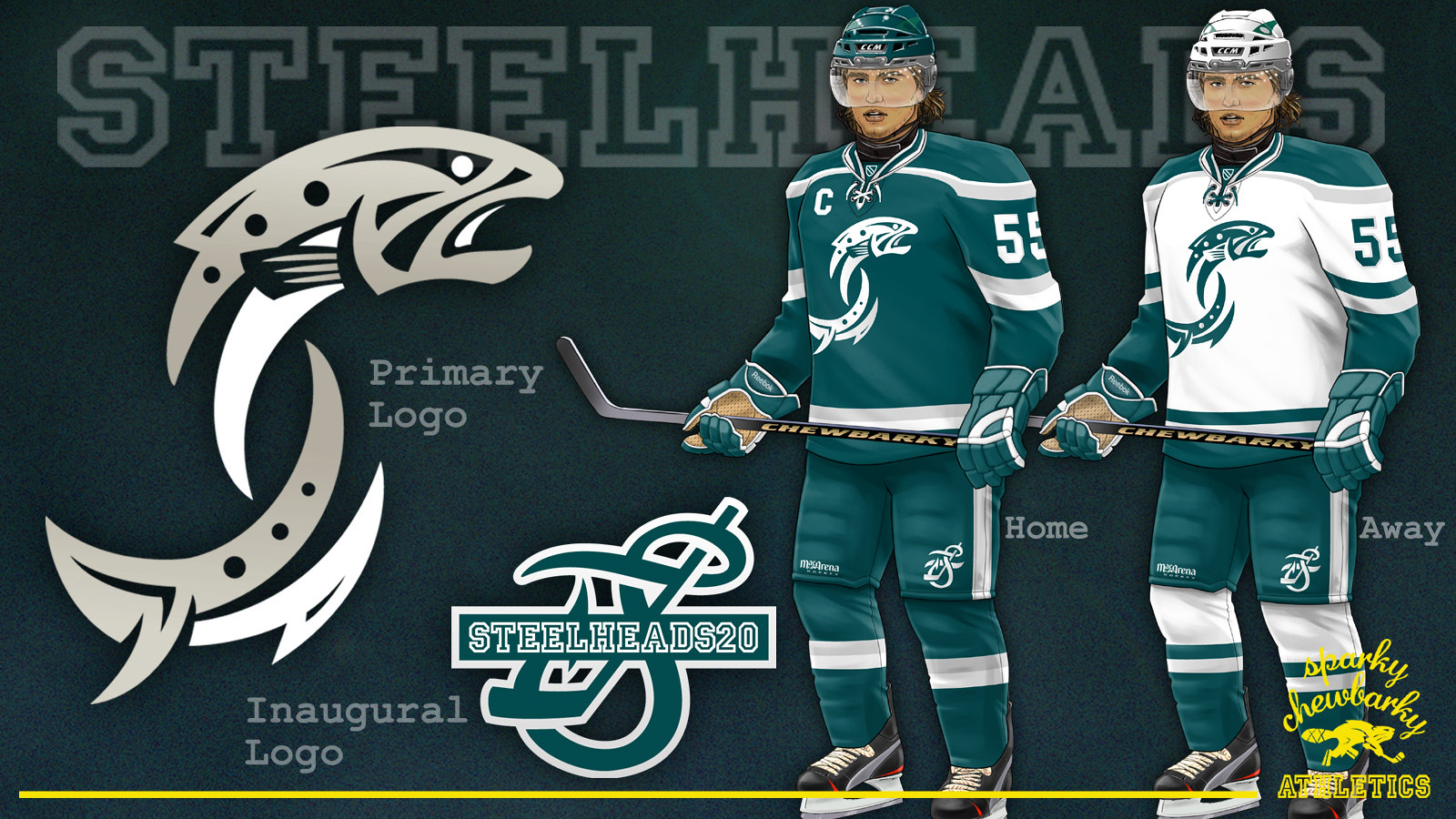 3092721e134 Brewster also submitted a bunch of non-video designs, most of which are  terrific. If you're curious, check out his concepts for the Seattle  Metropolitans, ...