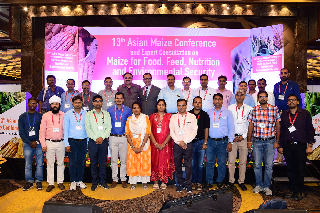 13th Asian Maize Conference | Delegates at the 13th Asian ...