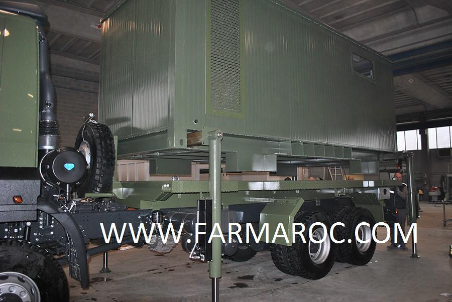 La Logistique des FAR / Moroccan Army Logistics - Page 11 31877847408_cbe302af53_b