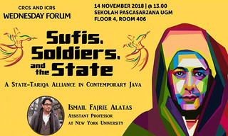 Sufis, Soldiers, and the State: A State-Tariqa Alliance in Contemporary Java