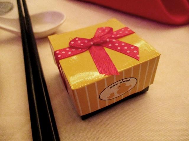 Door gift