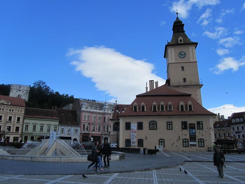 Plaza Brasov