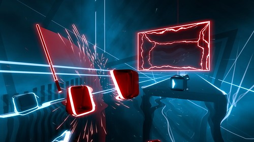 Beat Saber | by PlayStation.Blog