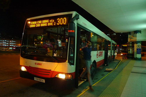 TIB990A on SMRT Bus Service 300 | by Rainbowspeed4936