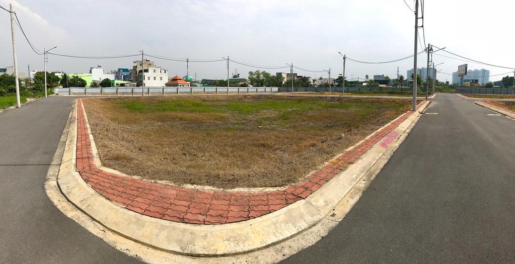 Hình ảnh thực tế tại dự án đất nền Bình Chánh Tân Kiên 2
