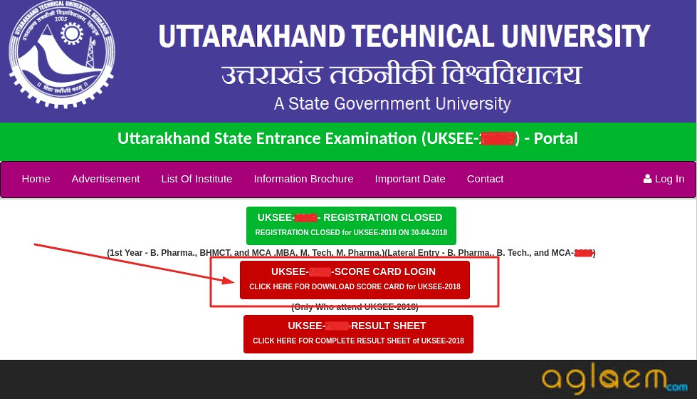 UKSEE 2019 Score Card