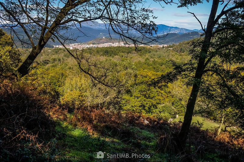 Olot y el Montsacopa
