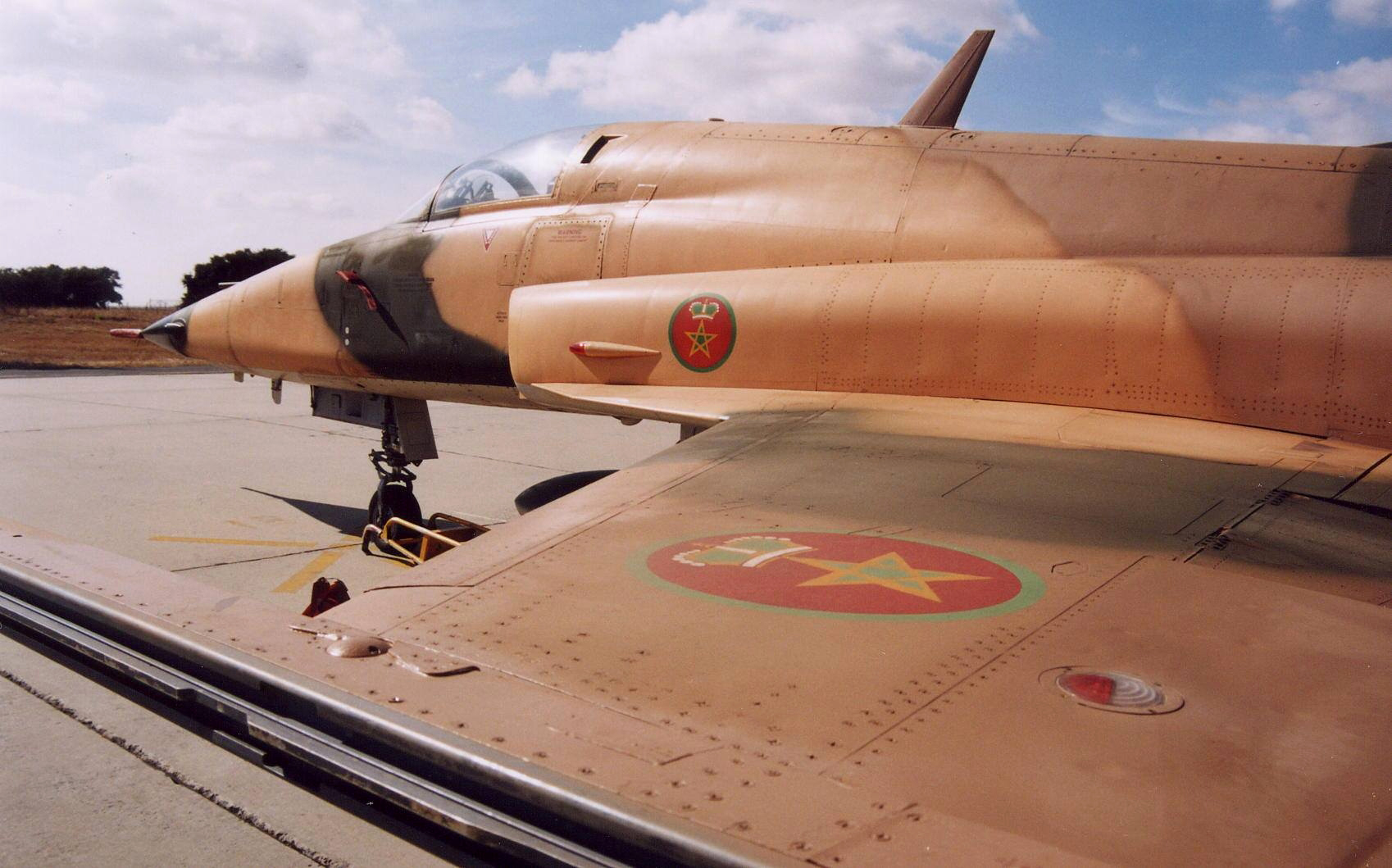 FRA: Photos F-5 marocains / Moroccan F-5  - Page 12 45767353125_c27f758f54_o