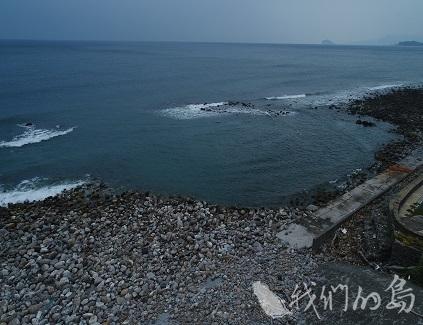 984-1-162018年新北市永興漁港拆除後。