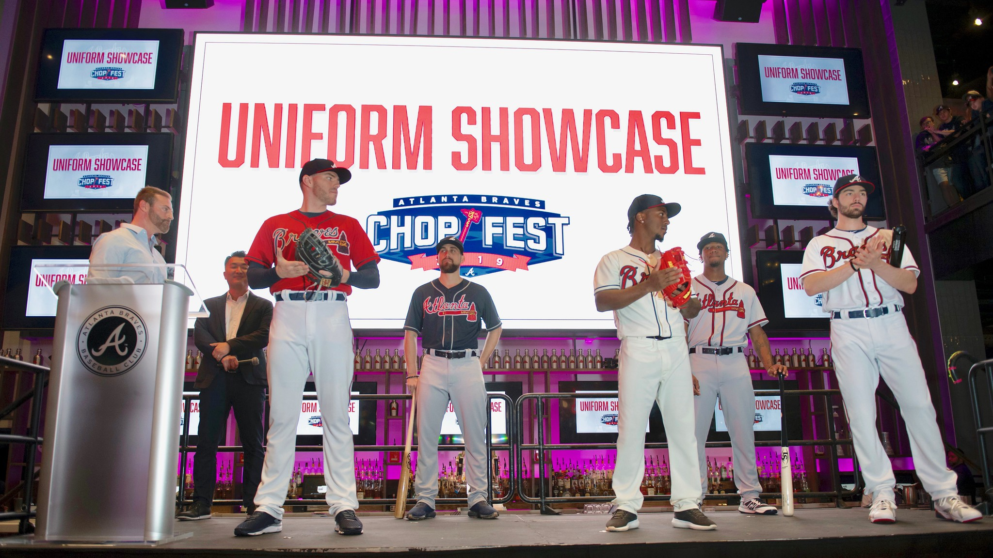 Braves Unveil Uniform Changes For 2019 Uni Watch