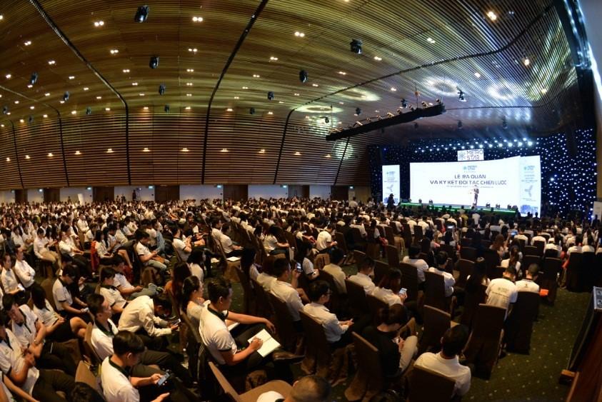Hơn 1000 môi giới tham gia lễ ra mắt Metro Star