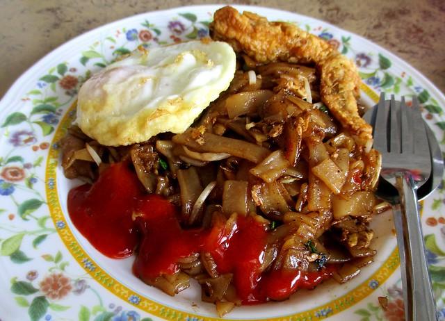 Choon Seng kway teow goreng special 2