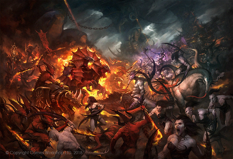 «Ярость и Экстаз» | Wrath and Rapture