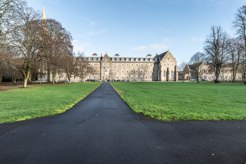 ST. PATRICK'S COLLEGE IN MAYNOOTH 007