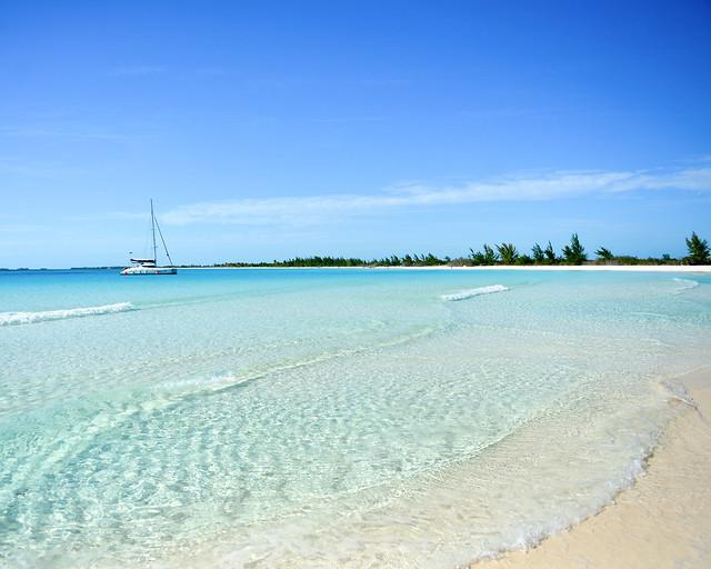 Playa Paraíso en Cayo Largo del Sur