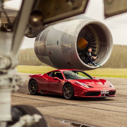 Best Sports Cars : Ferrari 458 Speciale | by Snappy Gears USA