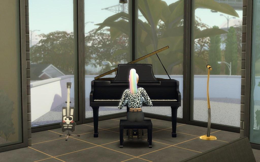 Profesión Actuación en Los Sims 4 - Mejora de habilidades