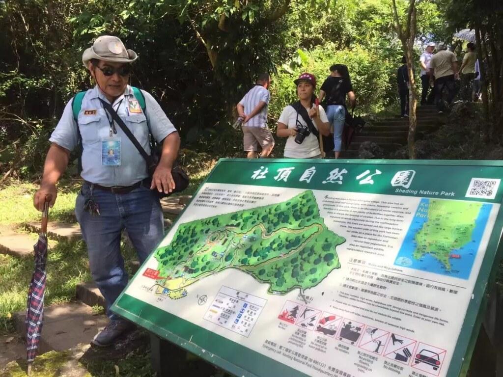 68歲的趙銘崑。攝影:鐵木