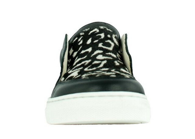 sneakers 'Icónica Leopard' de TUYU Shoes frontal