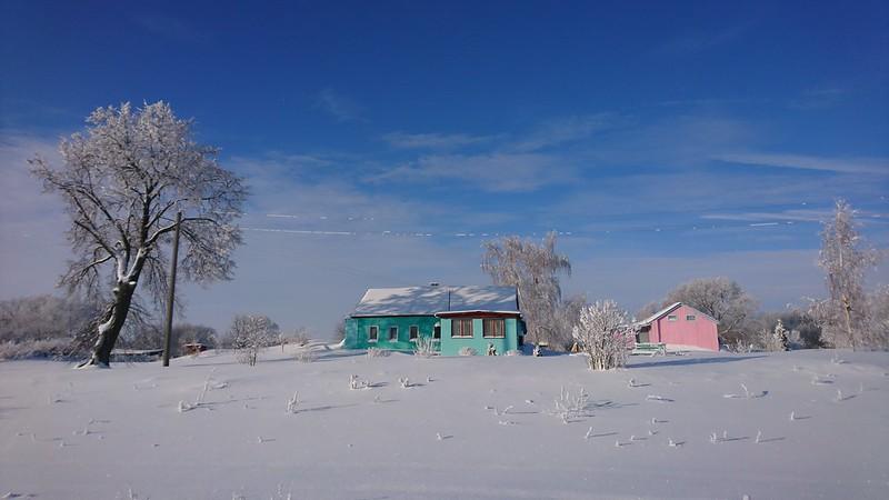 Дом Копыловых