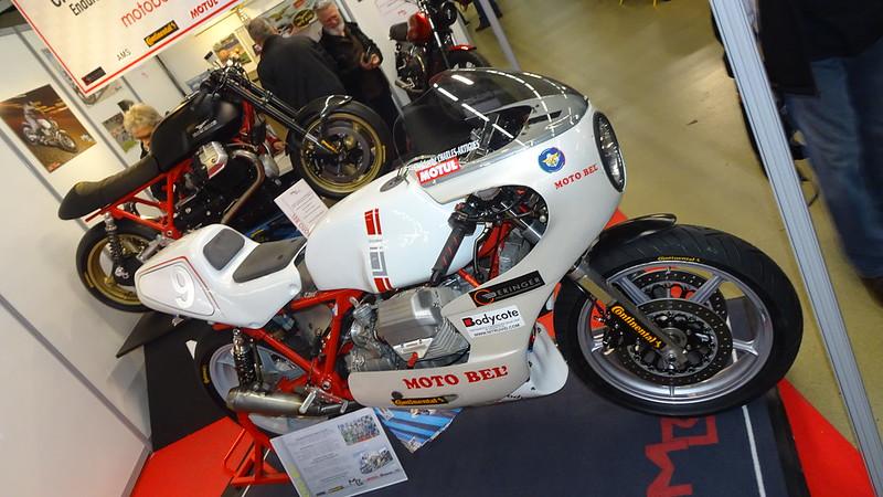 Moto Guzzi Racer Classic Christophe Charles-Artigues MotoBel 45314423284_1cfdbb9434_c