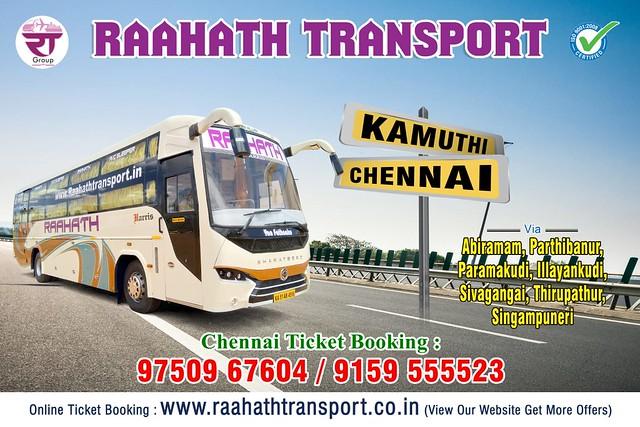 Raahath Transport-Responsive PopUp  Banner