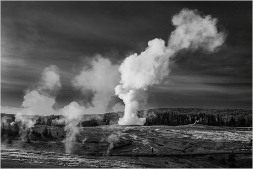 Just Blowing Off Some Steam By Ron Szymczak Award Monochrome Prints & POM Nov. 2018 | by Central DuPage Camera Club