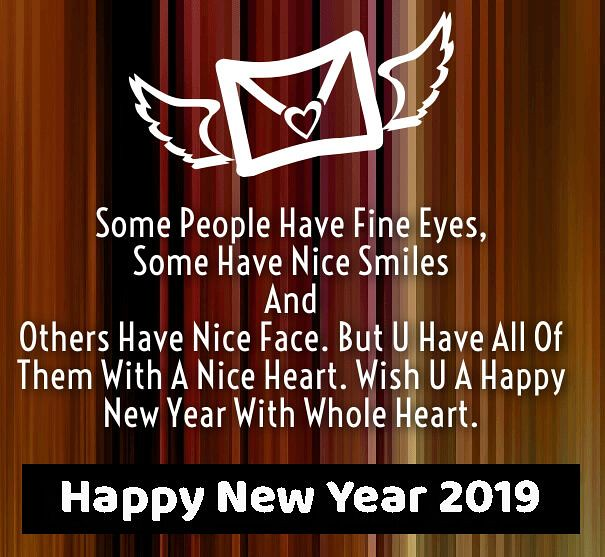 happy new year 2018 quotes happy new year 2019 love saying image by hall