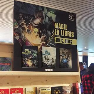 Magie ex Libris sign