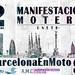 Manifestación Motera - Barcelona