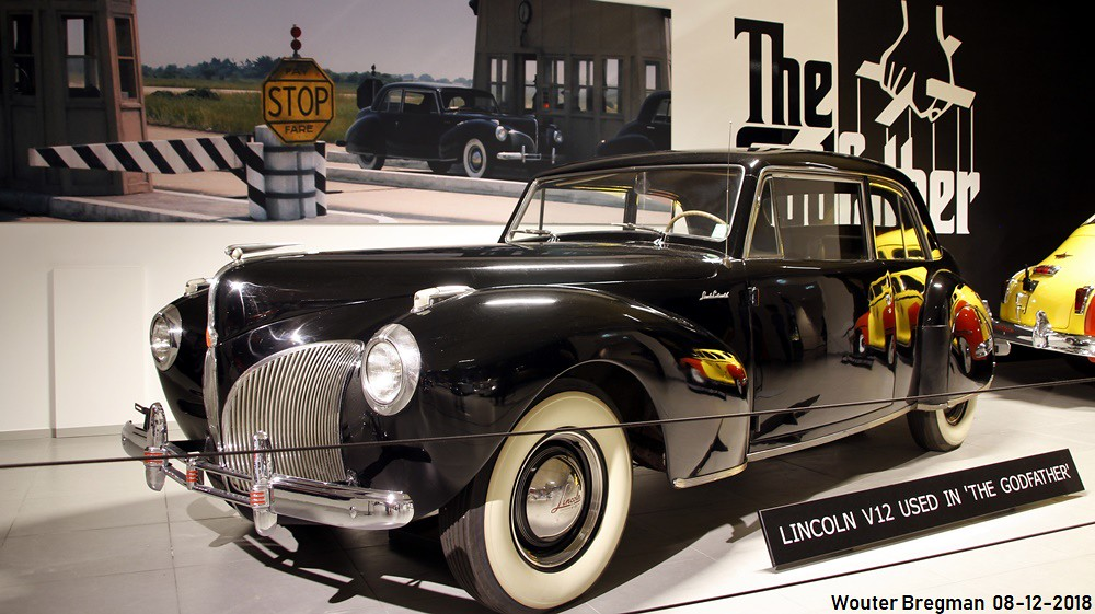 Lincoln Continental Coupe V12 1941 Louwman Museum Den Haag Flickr