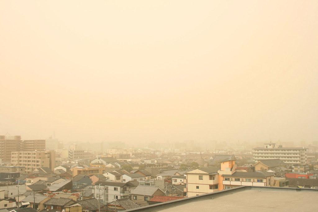 中國霧霾。U-ichiro Murakami(CC BY-SA 2.0)
