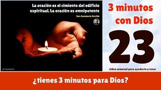 3 minutos con Dios 23